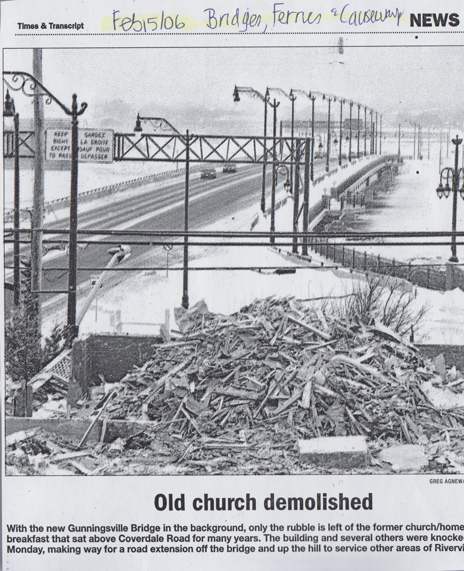 2006Feb OldChurchDemolished